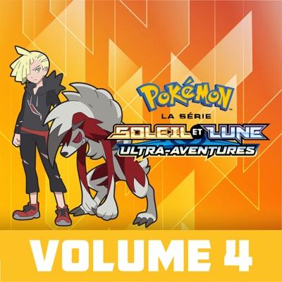 Pokémon, la série : Soleil et Lune – Ultra-Aventures, Vol. 4 à télécharger