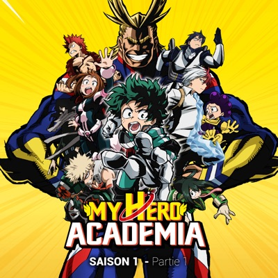 My Hero Academia, Saison 1, Intégrale torrent magnet
