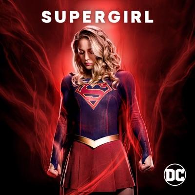 Jaquette  Supergirl, Saison 4 (VF) - DC COMICS