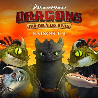 Dragons : par-delà les rives, Saison 1 - 6 à télécharger