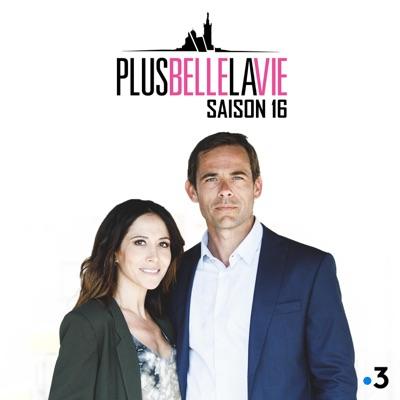 Jaquette  Plus belle la vie, Saison 16, Vol. 8