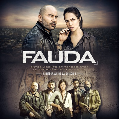 Jaquette  Fauda, Saison 3 - VF