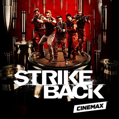 Jaquette  Strike Back, Saison 7 (VF)
