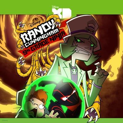 Randy Cunningham: 9th Grade Ninja, Vol. 4 à télécharger