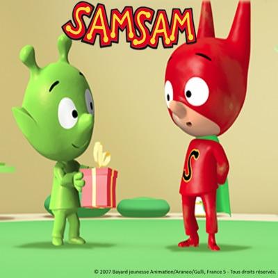 Télécharger SamSam, Saison 1, Partie 2