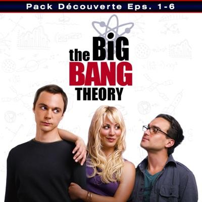 The Big Bang Theory, Offre découverte, Episodes 1 à 6 torrent magnet