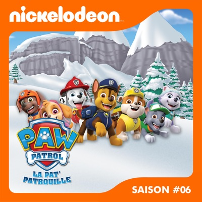 Télécharger Paw Patrol, la Pat' Patrouille, Saison 6, Partie 2