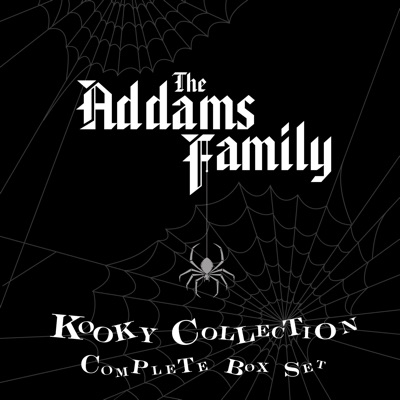 The Addams Family Kooky Collection Complete Box Set torrent magnet