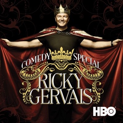 Ricky Gervais: Out of England - The Stand-Up Special torrent magnet