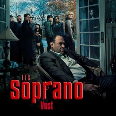 Jaquette  Les Soprano, Saison 6, Partie 1 (VOST)