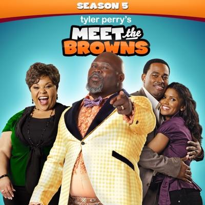 Tyler Perry's Meet the Browns, Season 5 torrent magnet