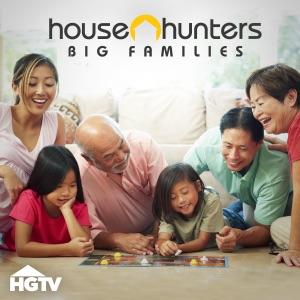 House Hunters, Big Families, Vol. 1 torrent magnet