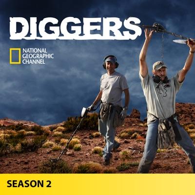Diggers, Season 2 torrent magnet
