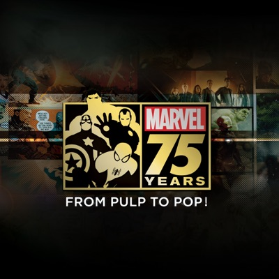 Marvel: 75 Years from Pulp to Pop! torrent magnet