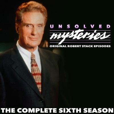 Unsolved Mysteries: Original Robert Stack Episodes, Season 6 torrent magnet