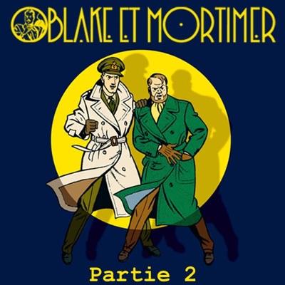 T l charger blake et mortimer partie 2 8 pisodes - Blake et mortimer la porte du druide ...