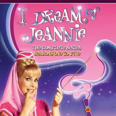 I Dream of Jeannie: The Complete Series torrent magnet