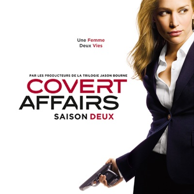 covert affairs saison 2 streaming vostfr