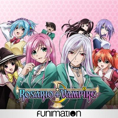 Télécharger Rosario + Vampire, Complete Series (Original Japanese Version)