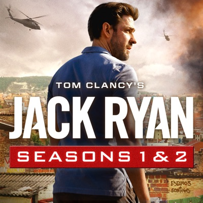 Jack Ryan de Tom Clancy, Saison 1-2 (VF) torrent magnet