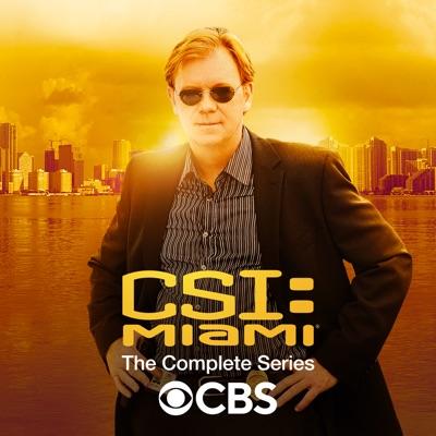 CSI: Miami: The Complete Series torrent magnet