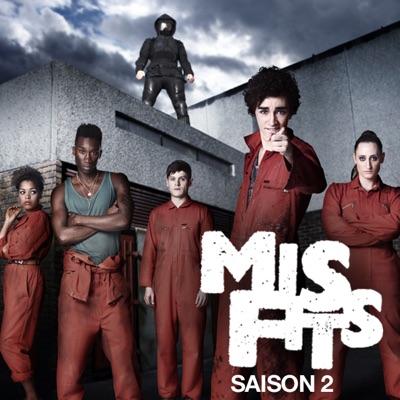 Misfits, Saison 2 (VF) torrent magnet