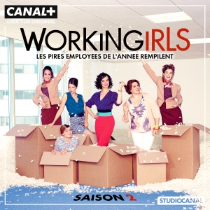 Télécharger Workingirls, Saison 2