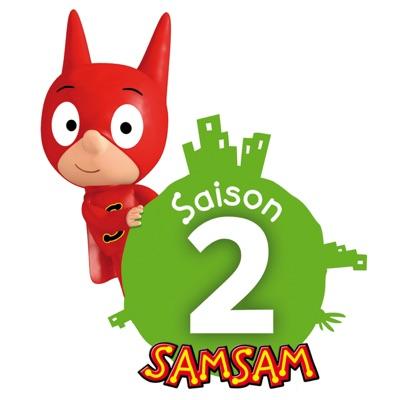 SamSam, Saison 2 à télécharger