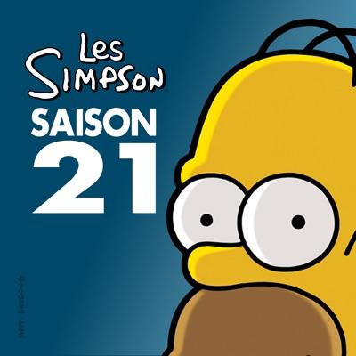 Les Simpson, Saison 21 torrent magnet