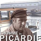Jaquette  L'homme du Picardie