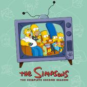 Jaquette  The Simpsons, Season 2