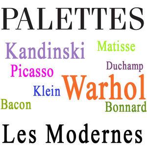 Palettes : Les modernes torrent magnet