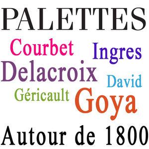 Palettes : Autour de 1800 torrent magnet