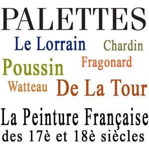 Palettes : La peinture française des 17 et 18è siècles torrent magnet