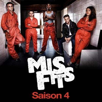 Misfits, Saison 4 (VOST) torrent magnet