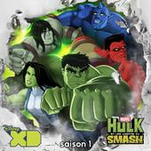 Hulk et les Agents du S.M.A.S.H., Saison 1, Vol. 1 à télécharger