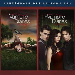 The Vampire Diaries, Lot de Saisons 1 & 2 torrent magnet