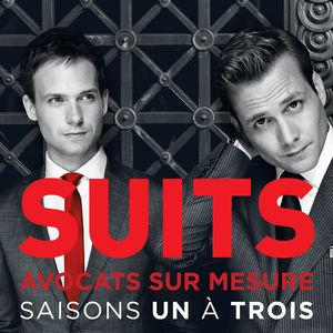 Suits, Saisons 1-3 (VF) torrent magnet