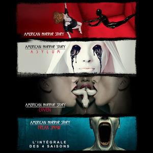 American Horror Story, L'intégrale des Saisons 1 à 4 (VOST) torrent magnet