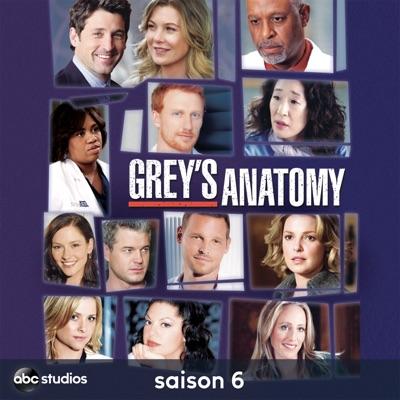 Grey's Anatomy, Saison 6 (VOST) torrent magnet