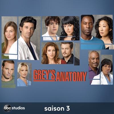 Grey's Anatomy, Saison 3 torrent magnet