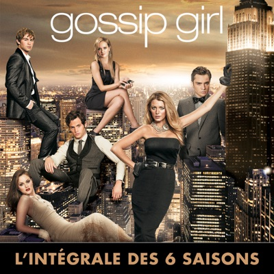 Gossip Girl, l'intégrale des 6 saisons (VF) torrent magnet