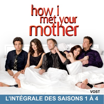 How I Met Your Mother, L'intégrale des Saisons 1 à 4 (VOST) torrent magnet
