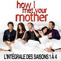 How I Met Your Mother, L'intégrale des Saisons 1 à 4 (VF) torrent magnet