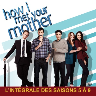 How I Met Your Mother: L'intégrale des Saisons 5 à 9 (VF) torrent magnet