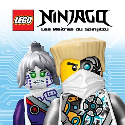 jaquette lego ninjago saison 3 vf