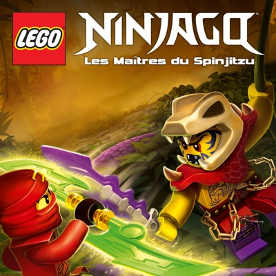 T l charger lego ninjago saison 4 vf 10 pisodes - Lego ninjago nouvelle saison ...