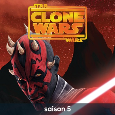 Télécharger Star Wars: The Clone Wars, Saison 5, Vol. 1
