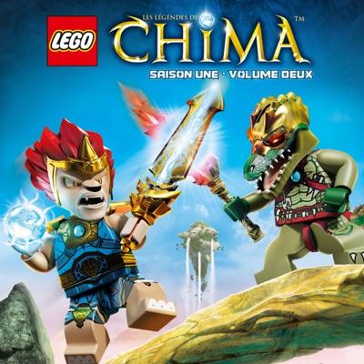 T l charger lego les l gendes de chima pt 2 10 pisodes - Chima saison 2 ...