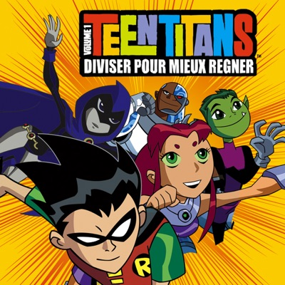 Teen Titans Go! en streaming - DpStream